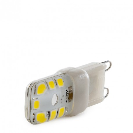 BOMBILLA LED G9 PLANA DIMABLE 3W 270LM