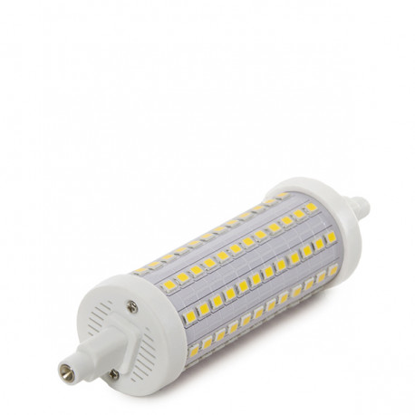 BOMBILLA LED RS7 10W 118mm 360 grados