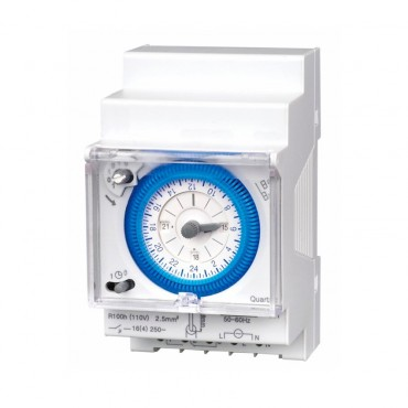 RELOJ TEMPORIZADOR MANUAL DIARIO 3 DIM